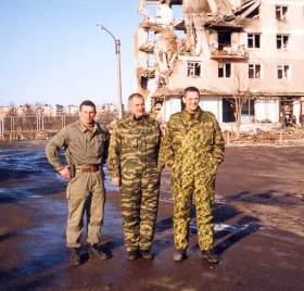 Забайкалье - Афганистан - Чечня – Смоленск