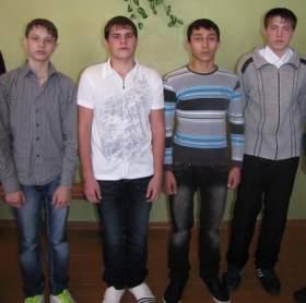 В Смоленской области четверо подростков вытащили из огня пятерых человек