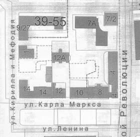 Кто стоит за пенсионеркой, пожелавшей построить дом в историческом центре Смоленска