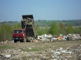В Смоленске появилась несанкционированная свалка?