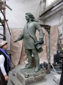 В Гагарине установят памятник Петру I