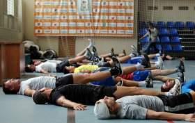 Смоленский «Славутич» провел открытую тренировку