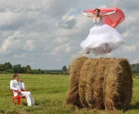 Новые свадебные традиции Смоленской области