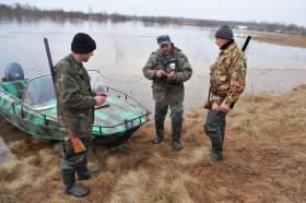 Смоленский охотинспектор спас четверых москвичей