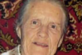 В Смоленске пропала пенсионерка