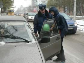 В Смоленске прошла акция «Пешеход на переход»