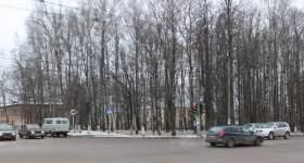 Смоленск останется без скверов