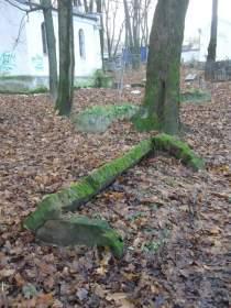 Мусор «хоронят» на смоленских кладбищах