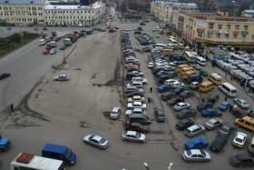 Вместо развязки в Смоленске появится торговый центр?