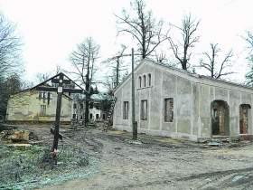 Княжескую резиденцию под Смоленском восстановят?