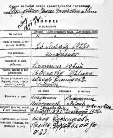 «Рабочий Путь» выяснил, где на самом деле родился великий Юрий Никулин