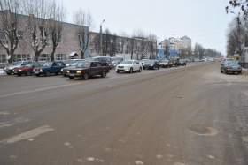 Уборка Смоленска от снега: от Ильича - на улицы