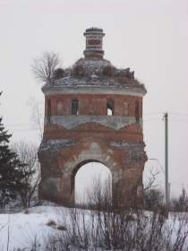 «Рабочий путь» составил «SOS-список» старинных церквей Смоленщины