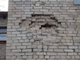 Смоленский дом с хрупкими стенами