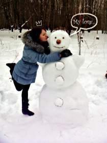 Итоги голосования конкурса «Мистер и Мисс Зима»