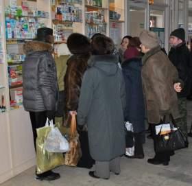 Очереди за льготными лекарствами в Смоленске