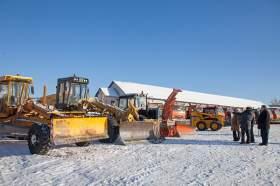 Смоленск получил новую снегоуборочную технику