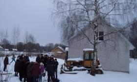 Смоленская область. Деревенские новоселья