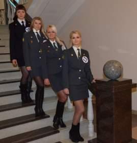 В Смоленске проходит конкурс «Мисс Полиция 2013»