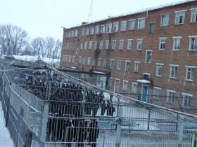 В Рославле предотвращен побег рецидивиста