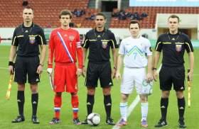 Смоленский футбольный арбитр дебютировал на уровне сборных