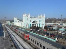 """В Смоленск приезжал """"Поезд инноваций"""""""