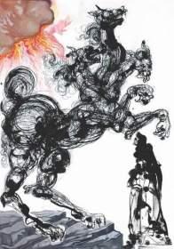 В Смоленске покажут работы Сальвадора Дали