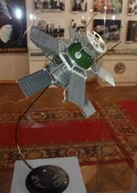 В Смоленске открылась космическая выставка