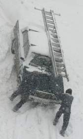 Смоленск от снега будут чистить 57 единиц техники