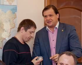 Смоленский «Славутич» наградили на «Кристалле»