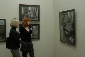 В Доме художника в Смоленске открылась юбилейная выставка Светослава Арайса