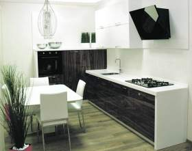Эксклюзивная кухня - начало волшебного преображения вашего дома!