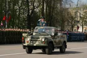 Парад Победы в Смоленске в цифрах и фактах