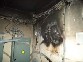 В Смоленске произошел пожар в здании Арбитражного суда