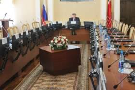 Внеочередная сессия Смоленского горсовета не состоялась