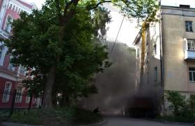 Смоленск. Разрушающий ремонт