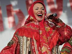 В Смоленске пройдет концерт Надежды Бабкиной