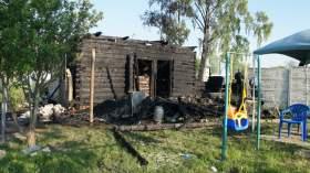 Пожар в частном доме в Смоленской области, в котором погибли шесть человек