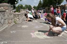 В Смоленской области продолжается празднование 1150-летия областного центра