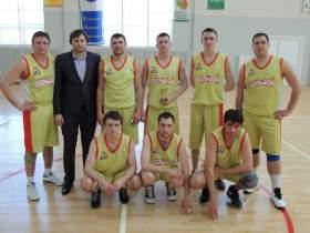 БК «Смолевич» занял третье место в белорусской лиге