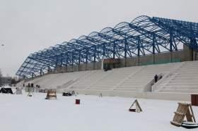 Георгий Грец: «Вместимость стадиона СГАФКСТ увеличится до четырех тысяч зрителей»