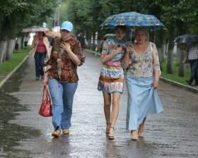 Дожди разбавят смоленскую жару