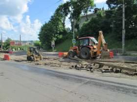 Дорожный аврал в Смоленске