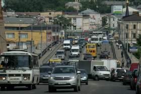 В Смоленске частично закроют для транспорта еще один мост через Днепр