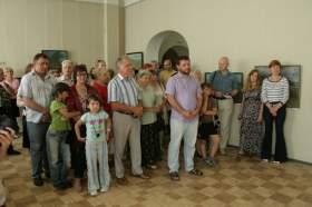 В смоленском Доме художника открылась выставка Михаила Горского «Родное». Посмертная…