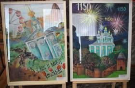 В Смоленске открылась выставка, посвященная юбилею города