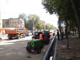Реконструкция улицы Кирова в Смоленске. Успеть за 90 дней