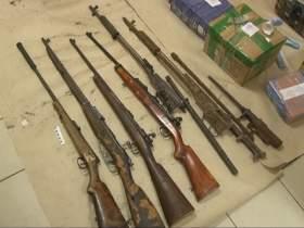 В Смоленской области задержали торговцев оружием
