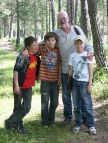 В национальном парке «Смоленское поозерье» снимают детское кино