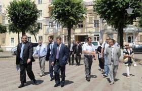 Власти уверены, что Смоленск успеет выполнить юбилейную программу